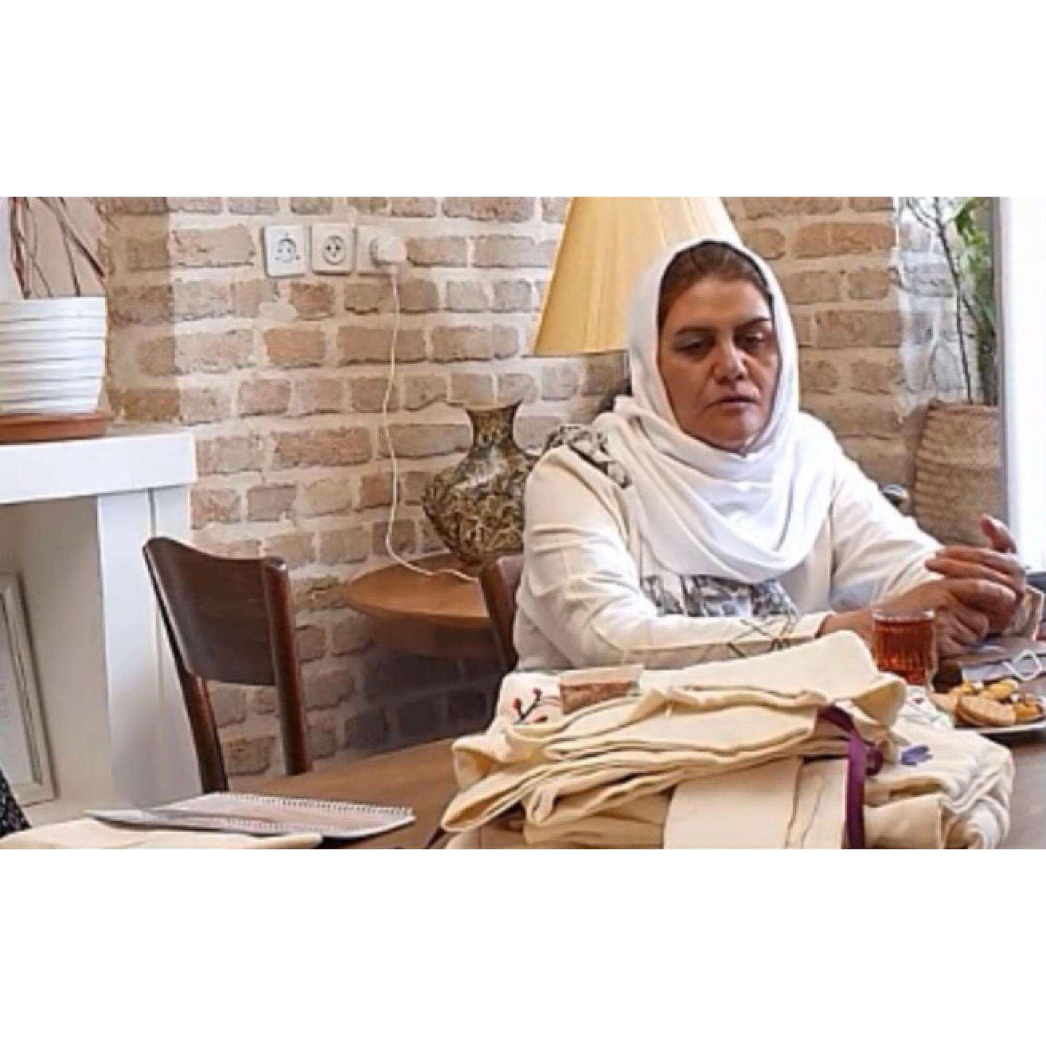 تعاونی زنان روستایی ساروق